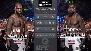 Nonton Jimi Manuwa vs Corey Anderson - official Full Fight 2017 - UFC Fight Night 18/03/2017 Film Subtitle Indonesia Streaming Movie Download