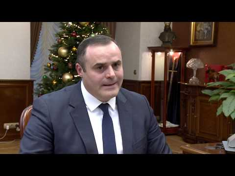 Глава государства провел встречу с председателем Административного совета АО «Молдовагаз»