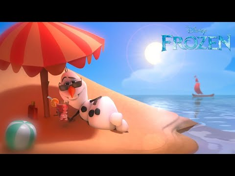 "Frozen ""In Summer"" song — Official 