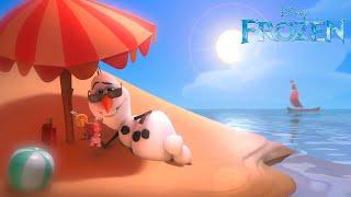 "Video FROZEN | ""In Summer"" Song - Olaf | Official Disney UK MP3, 3GP, MP4, WEBM, AVI, FLV Juli 2019"