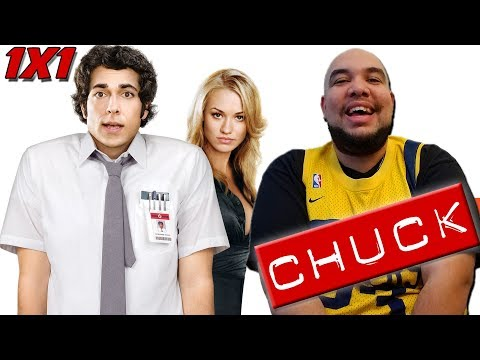 "CHUCK REACTION Episode 1 ""Chuck Versus the Intersect"" 1x1Reaction"