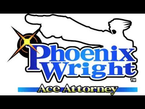 Pursuit ~ Cornered   Phoenix Wright  Ace Attorney Music Extended [Music OST][Original Soundtrack]