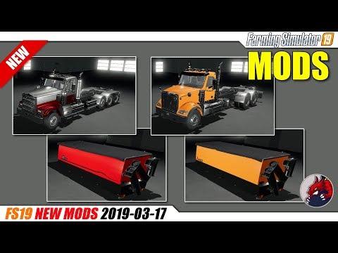 Freightliner FLD120 Hooklift v1.0.0.0