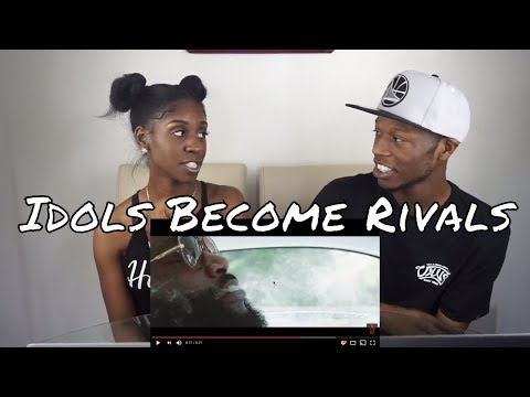 """Rick Ross """"Idols Become Rivals"""" (WSHH Exclusive - Official Music Video)   Reaction"""