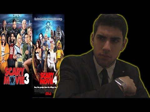 """Review/Crítica """"Scary Movie 3"""" (2003) & """"Scary Movie 4"""" (2006)"""