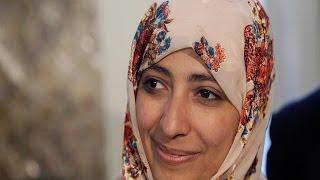 كلمة للناشطة اليمنيه توكل كرمان في معهد الولايات المتحدة للسلام حول الأحداث في اليمن