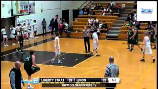 Stratton (CO) United States  City pictures : Varsity Boys Basketball - Stratton vs Limon Produced by Colorado Preps