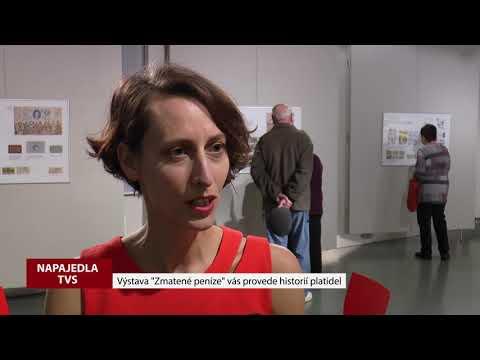 TVS: Napajedla - Výstava platidel