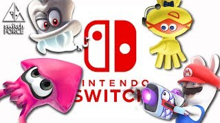 Nintendo Switch has lived through it's launch window, and now it's first E3. Where does the console stand? Now that we know the full 2017 Switch games lineup...