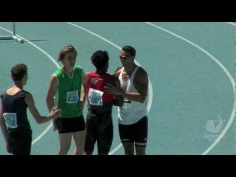 2013 Vic Champs. Men 200m Final
