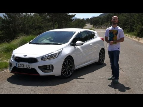 Kia Pro_cee'd GT review - Auto Express