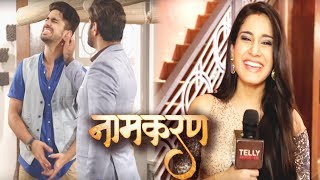 In Star Plus Naamkaran, Neil denies to go for honeymoon with Avni.. Avni is upset.. Interview Of Aditi Rathore.. ➤Subscribe Telly Reporter @ http://bit.do/TellyReporter➤SOCIAL MEDIA Links: ➤https://www.facebook.com/TellyReporter➤https://twitter.com/TellyReporter➤https://www.instagram.com/TellyReporter➤G+ @ https://plus.google.com/u/1/+TellyReporter