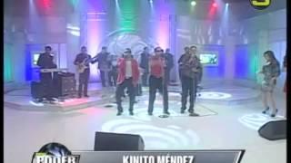 Super Poder Presentacion de Kinito Mendez en SuperCanal 33