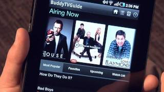 BuddyTV Guide YouTube video