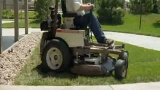 7. 4XRD Rear Discharge Deck   Grasshopper Zero Turn Mowers