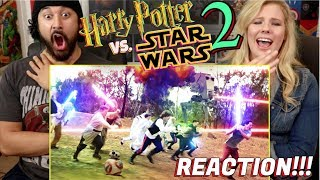 Harry Potter VS Star Wars 2 - REACTION!!! (RackaRacka) by The Reel Rejects