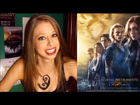 The Mortal Instruments: City of Bones Movie Review and Discussion