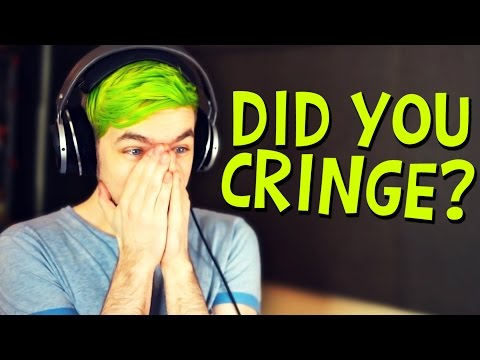 MY OWN CRINGE | Try Not To Cringe/Laugh #2 (видео)