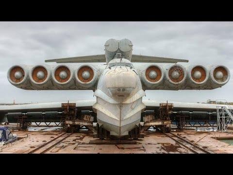 Russian Ekranoplan