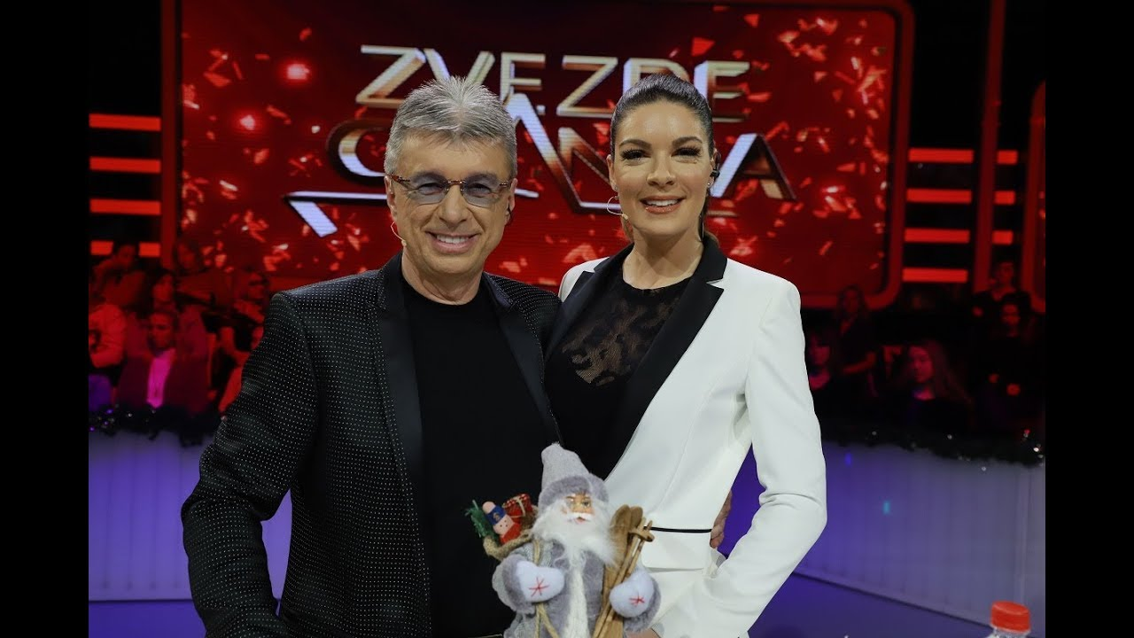 SREĆNA NOVA 2020: Saša Popović i Sanja Kužet vam čestitaju Novu godinu