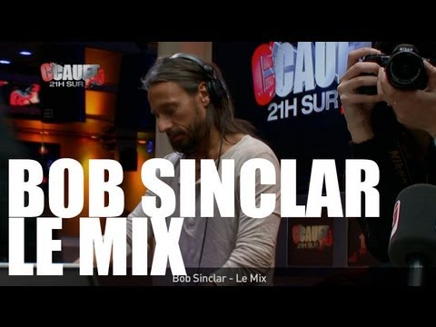 Sinclar - Bob Sinclar Mix- C'Cauet sur NRJ C'Cauet sur NRJ de 21h minuit ! Pour plus de kiff, abonne-toi ! http://www.youtube.com/subscription_center?add_user=cauetoff...