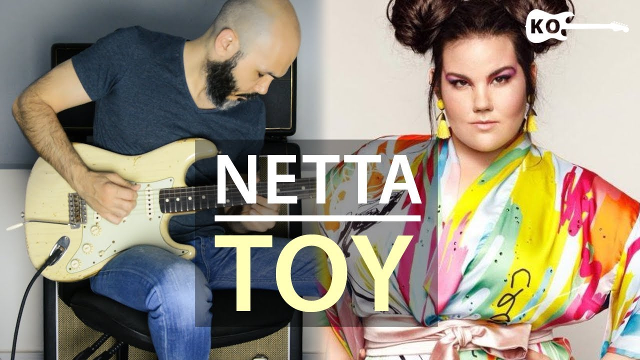Netta – TOY – Electric Guitar Cover by Kfir Ochaion