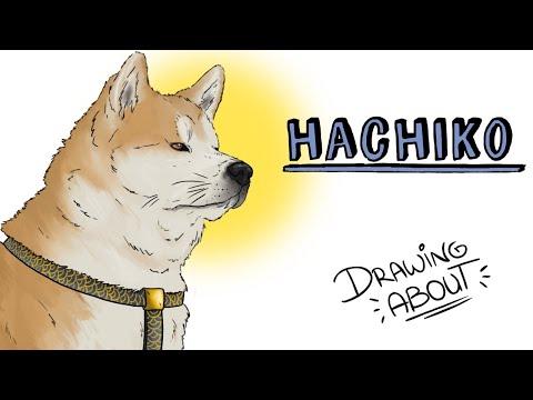 HACHIKO, EL PERRO FIEL | Draw My Life