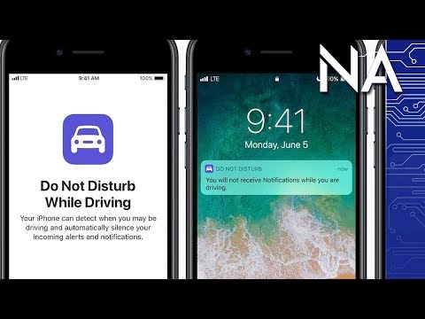 No More Texting and Driving in New Apple iOs