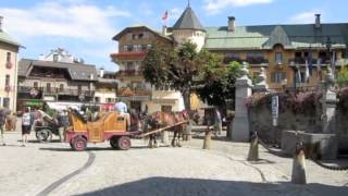 Megeve France  city images : Megeve in Summer