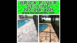 Here are a few recent paver sealing customers happy with our services