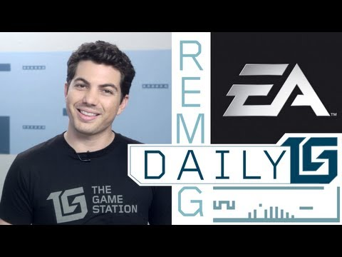 EA CEO Resigns, Free Games On Origin, Oculus Rift, and Borderlands' Art Project- Remag Daily