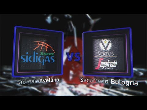 Virtus, gli highlights del match contro Avellino
