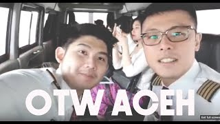 Video Persiapan Terbang Ke Aceh Bersama FO Jason MP3, 3GP, MP4, WEBM, AVI, FLV Februari 2019