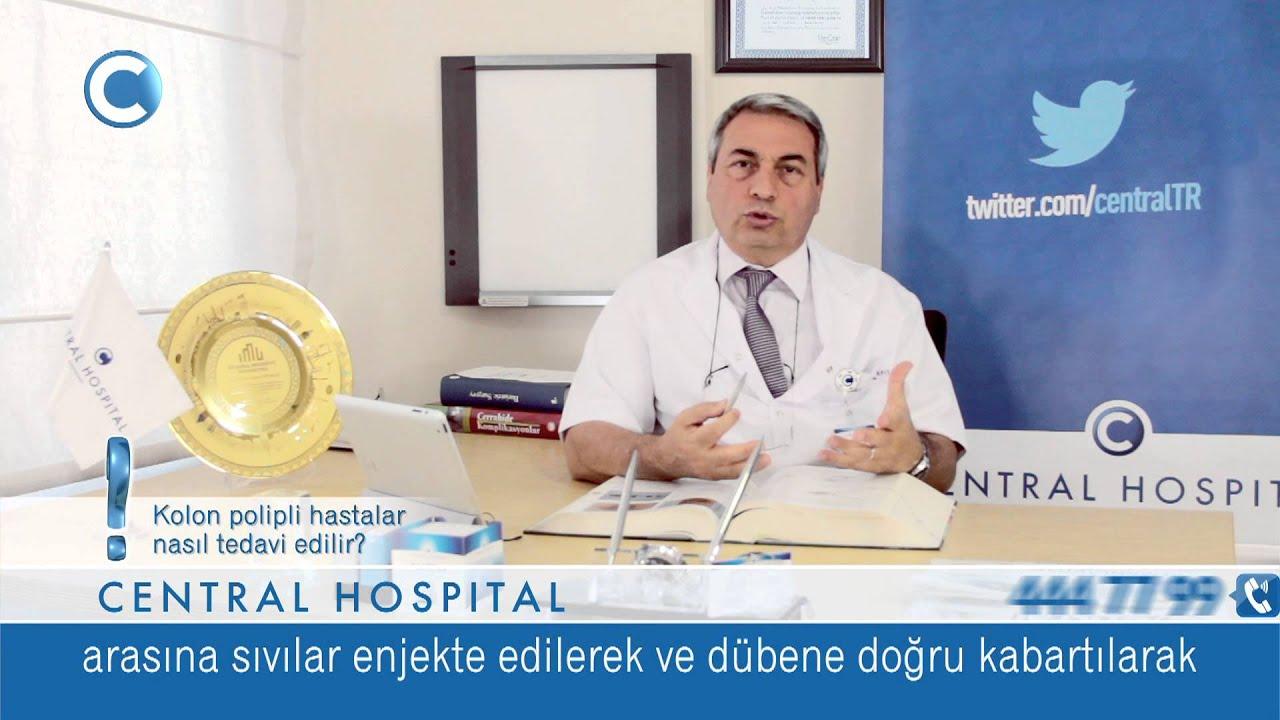 Kolon Polipli Hastalar Nasıl Tedavi Edilir?