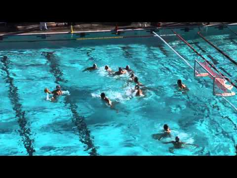 HIGHLIGHTS: Pacific Men's Water Polo vs. UC Irvine - MPSF Quarterfinal (11-30-2013)