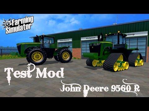 John Deere 9560 R v1