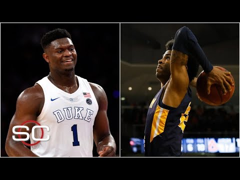 Video: 2019 NBA Mock Draft: Zion Williamson, Ja Morant and Cam Reddish | SportsCenter