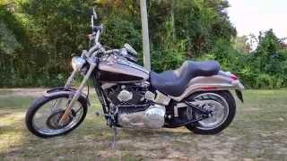 6. 2004 Harley Davidson Softail Deuce