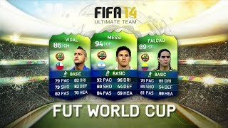 FIFA 14 Ultimate Team World Cup | Official Trailer
