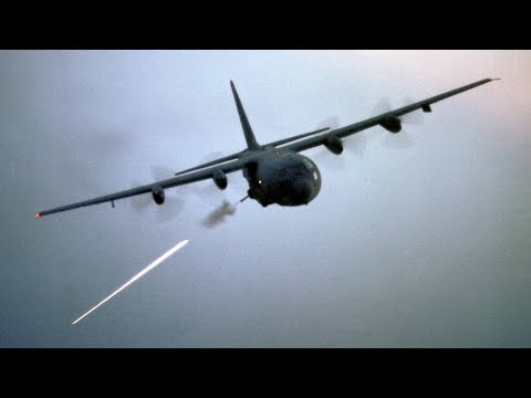 Compilation with the AC-130 (AC-130H...