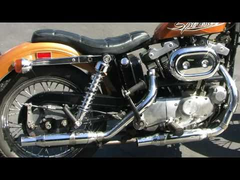 HARLEY-DAVIDSON  SPORTSTER AND OTHERS