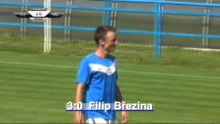 FC Zličín - FC ZVVZ Milevsko