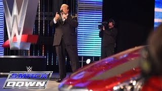 Nonton Paul Heyman engages in a war of words with Seth Rollins: SmackDown, July 9, 2015 Film Subtitle Indonesia Streaming Movie Download