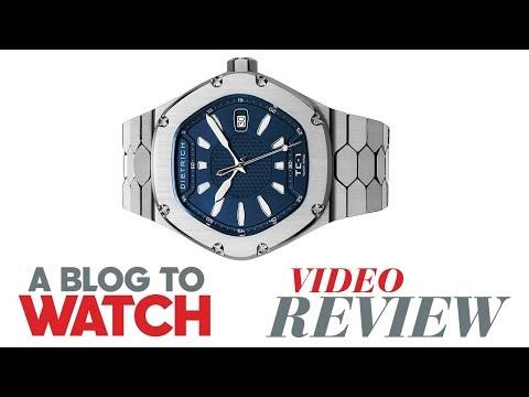 Dietrich Time Companion TC-1 Watch Review | aBlogtoWatch