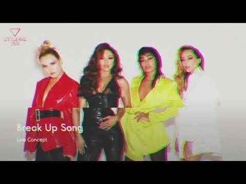 Little Mix - Break Up Song (2020 Summer Tour Concept)