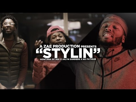 Stylin' Feat. Jalyn Sanders & No Fatigue
