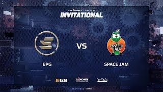 EPG vs Space Jam, map 2 mirage, SL i-League Invitational Shanghai 2017 CIS Qualifier