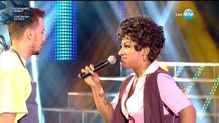 Preya videoklipp Think (Като Две Капки Вода) (Aretha Franklin Cover)