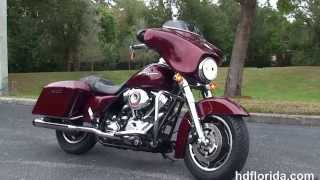 3. 2008 Harley Davidson Street Glide for sale Illinois USA