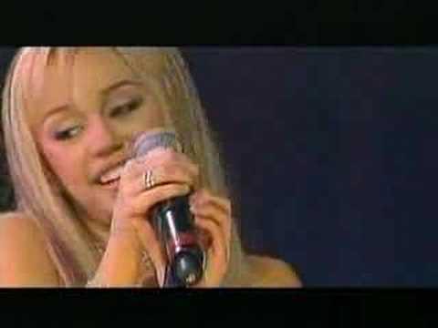 Tekst piosenki Hannah Montana - I Learnd From You po polsku